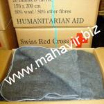 Help IFRC Blankets